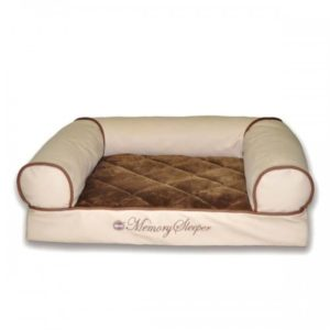 Memory Foam Cozy Sofa Dog Bed